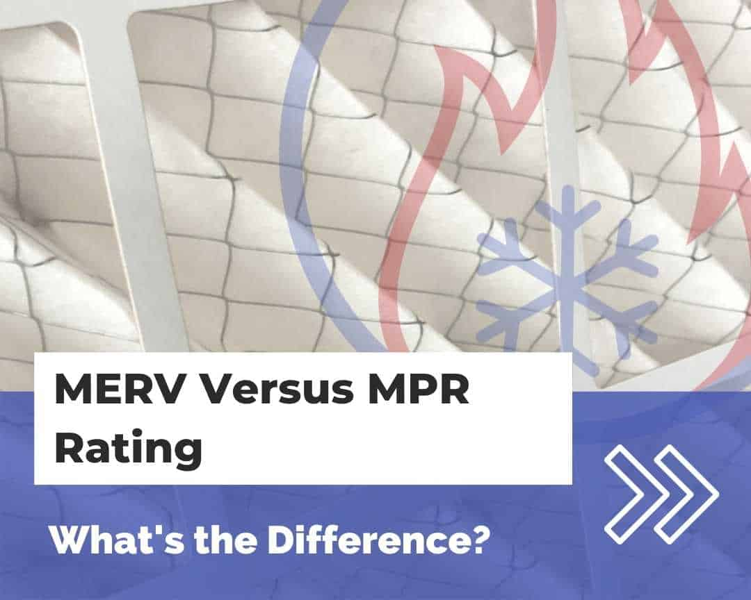 MERV Vs. MPR Air Filters